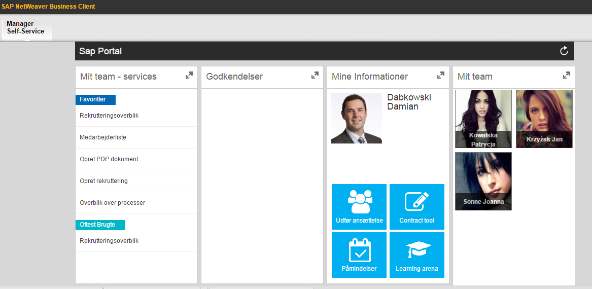 SAP NetWeaver Business Client