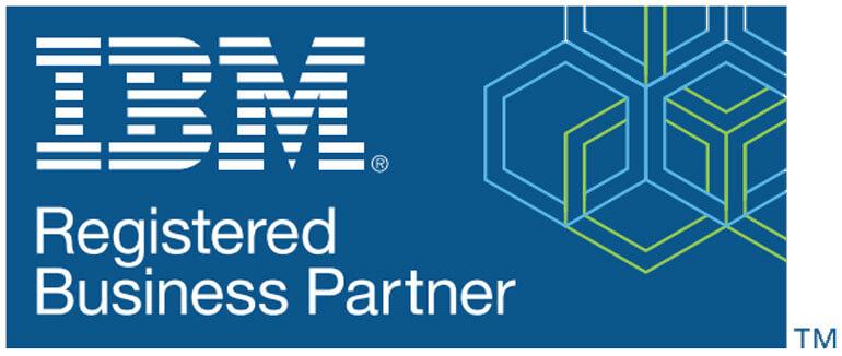 IBM business partner logo